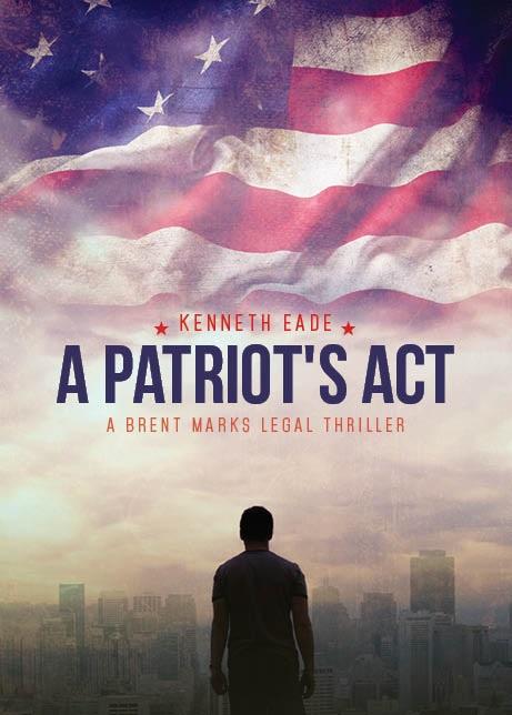 A Patriot Act Book Cover