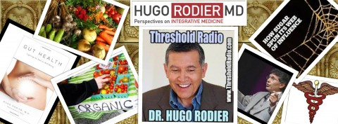 HUGO RODIER, MD:  BAD GENES? DON'T ROLL OVER-TAKE CHARGE!