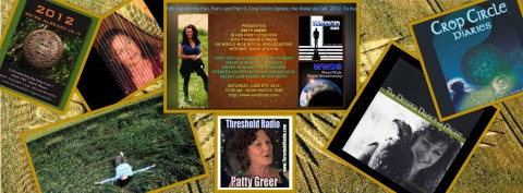 THRESHOLD RADIO PRESENTS PATTY GREER AND THE MYSTERY OF CROP CIRCLES
