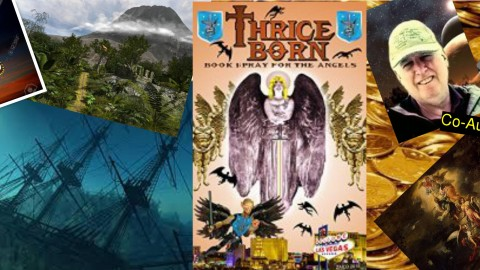 THE THRICE BORN – FALLEN ANGELS ON THE RISE