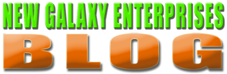New Galaxy Enterprises Blog